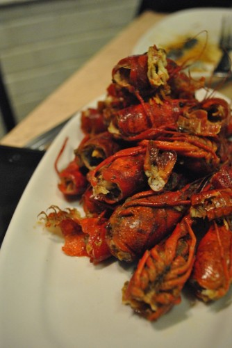 Have a Delicious Trip: Louisiana Crawfish