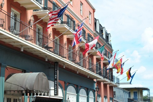 Boutique french quarter hotel in new orleans dauphine for Best boutique hotels french quarter