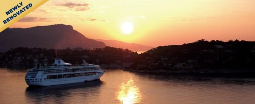 Repositioning Cruise Ideas for an Around the World Trip