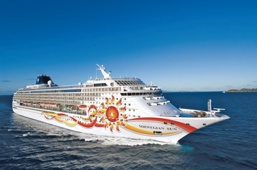11 Days Cruising With Norwegian Sun to Southern Caribbean