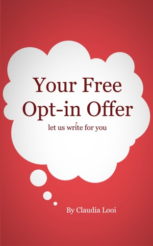 Free Reports, Opt-in Offers, White Papers, eBooks For Your Online Business