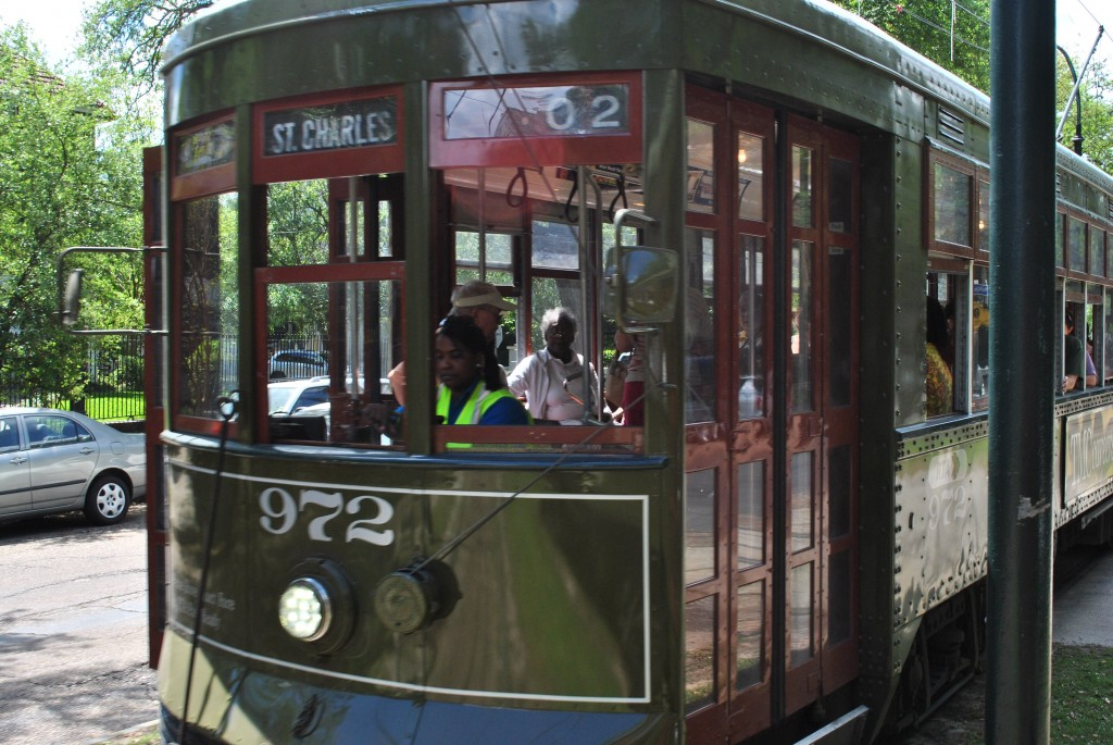 Streetcars of New Orleans, Melbourne and Tampa