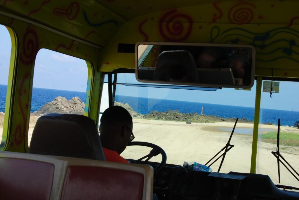 Aruba (Part II): Aruba Natural Bridge and California Lighthouse