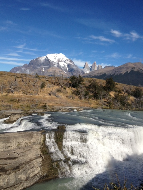 Another view of Torres del Paine