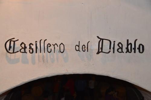 Casillero del Diablo at Concha y Toro