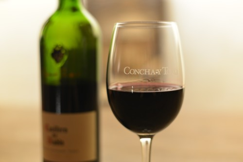 Concha y Toro red wine