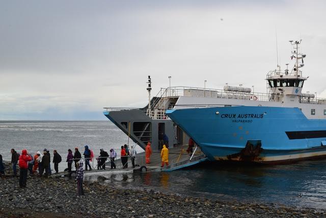 Cruise to Isla Magdalena