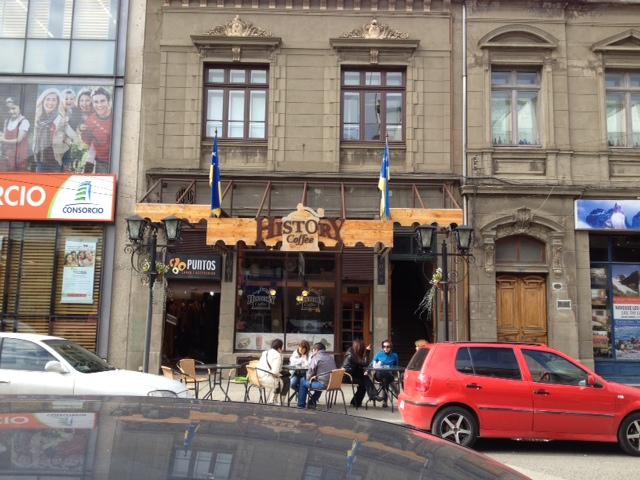 History Cafe Punta Arenas