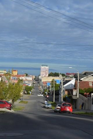 Punta Arenas streets