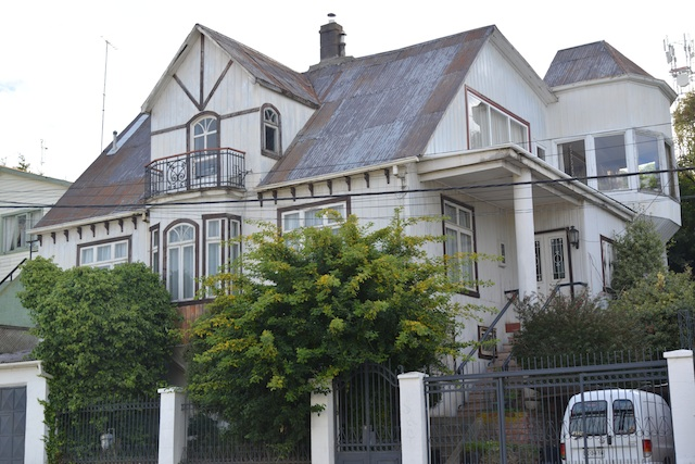 house in Punta Arenas