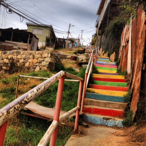 stairsofValparaiso