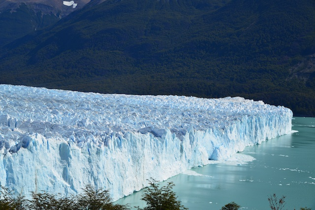 Another view of Perito Moreno
