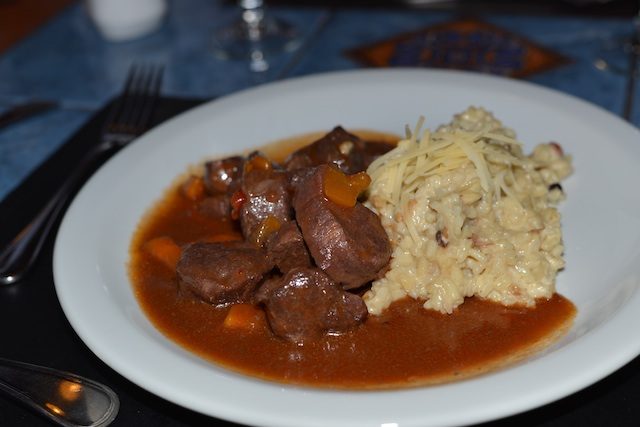 Guanaco Meat
