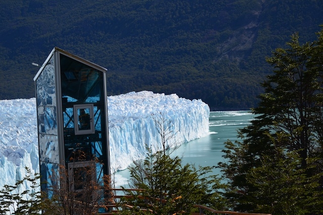 Handicap accessible Perito Moreno