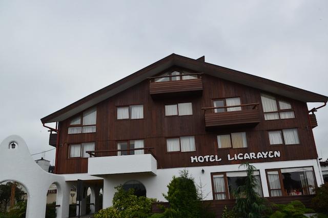 Hotel Licarayen Puerto Varas