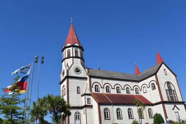 Iglesia del Sagrado Corazon