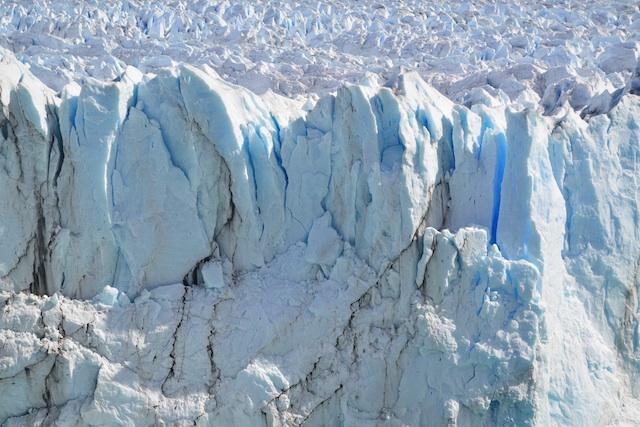 Massive iceberg Perito Moreno