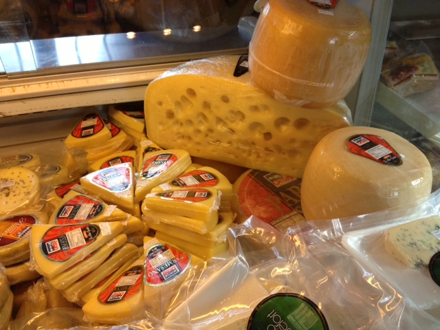 Puerto Octay cheese