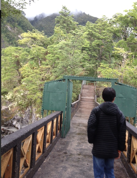 To Petrohue Falls