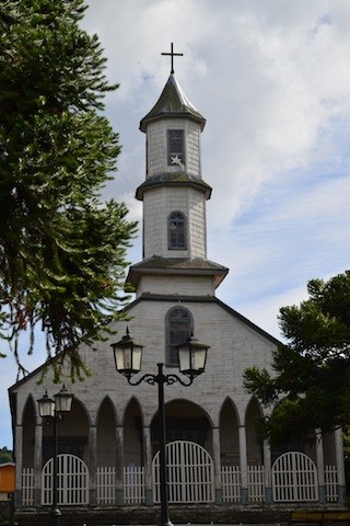 church in Dalcahue