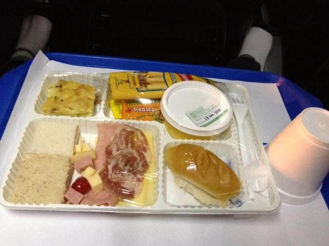 dinner tray