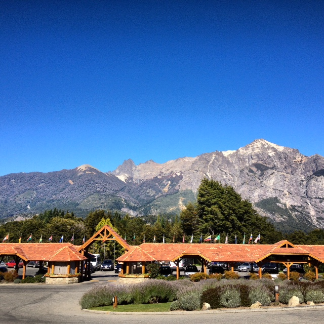 Llao Llao Hotel and Resort in Bariloche Argentina