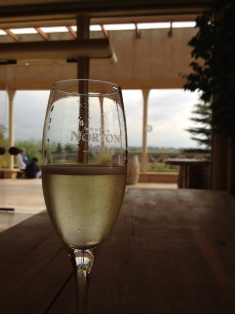 norton sparkling wine