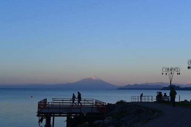 view of osorno