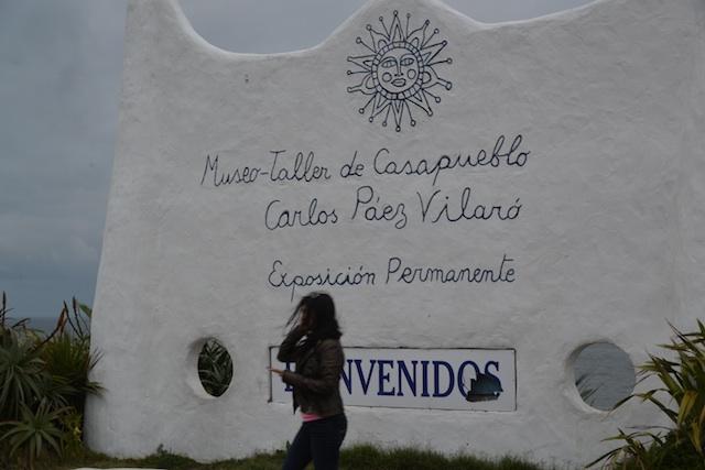 Casa Pueblo in Punta del Este