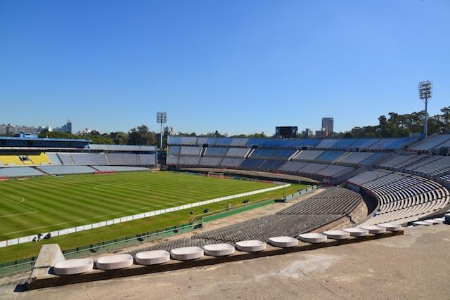 Centennial Stadium Montevideo