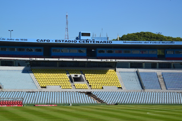 Estadio Centanario Montevideo