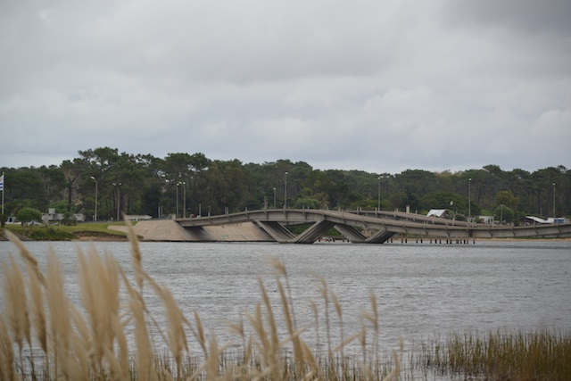 La Barra Bridge