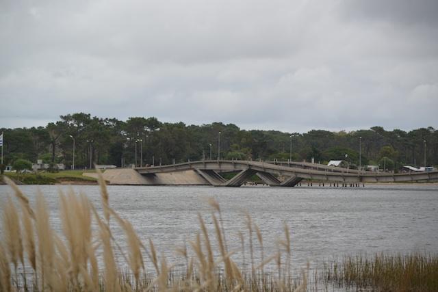 La Barra Bridge