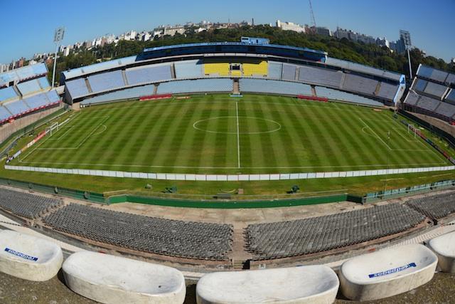 Centennial Stadium (Estadio Centenario) in Montevideo Uruguay: Soccer at its Best
