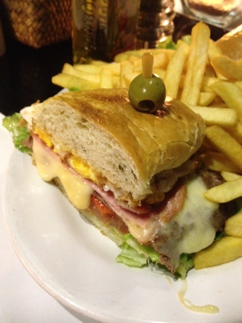 Eat Like A Local In Montevideo: Chivito and Milanesa Sandwich