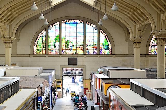 Mercado Municipal in Sao Paulo Brazil