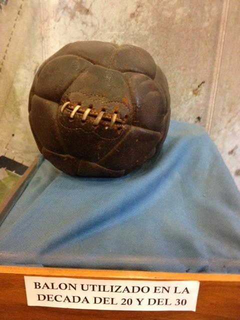 museo de futbol