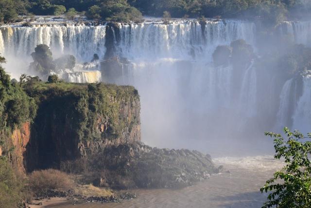 Iguazu Falls Brazil in Pictures