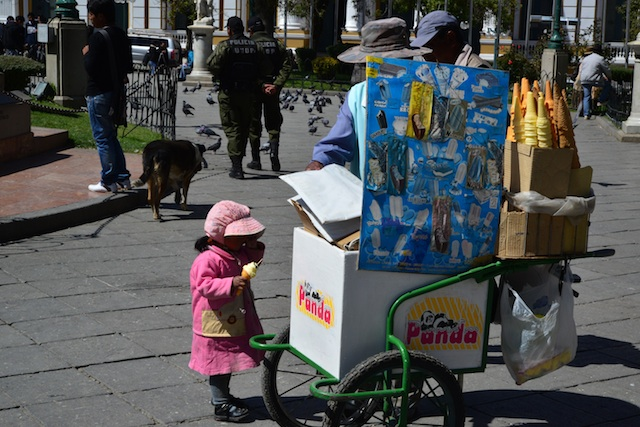 ice cream bolivia