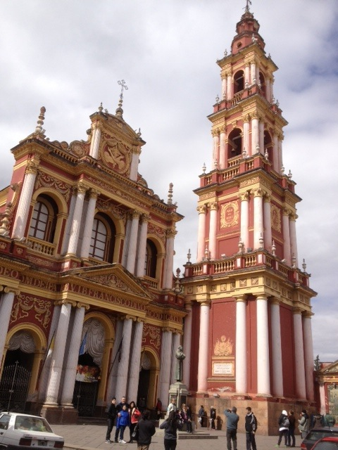Go West to Salta, The Argentinian Northwest