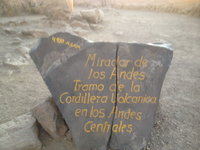 Mirador de los Andes Peru: Walking on 16,000 Feet Above Sea Level