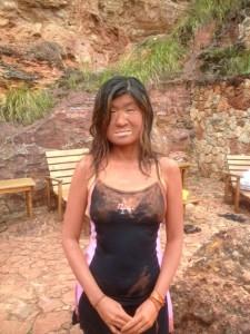Piedra De Agua Hot Springs And Spa In Ba 241 Os De Cuenca