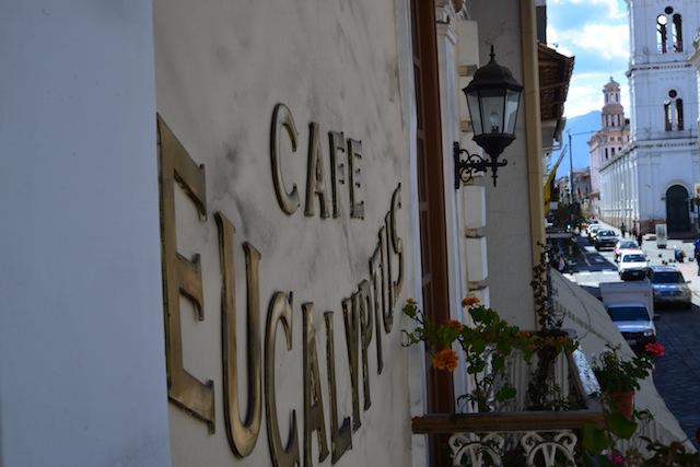Cafe Eucalyptus Cuenca