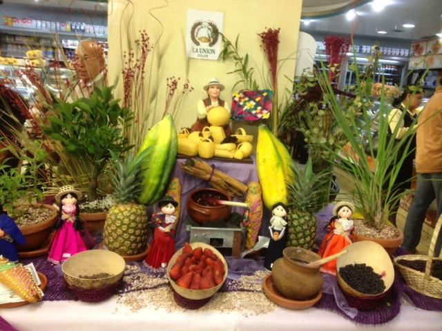 The Taste of Colada Morada and Guaguas de Pan in Ecuador