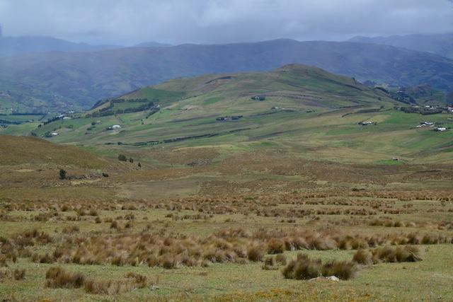 Hiking the Inca Trail and Visiting Ingapirca of Ecuador