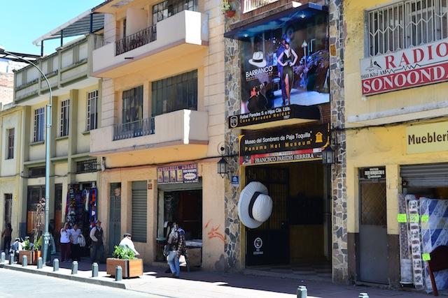 Panama Hat Museum- Museo del Sombrero de Paja Toquilla in Cuenca