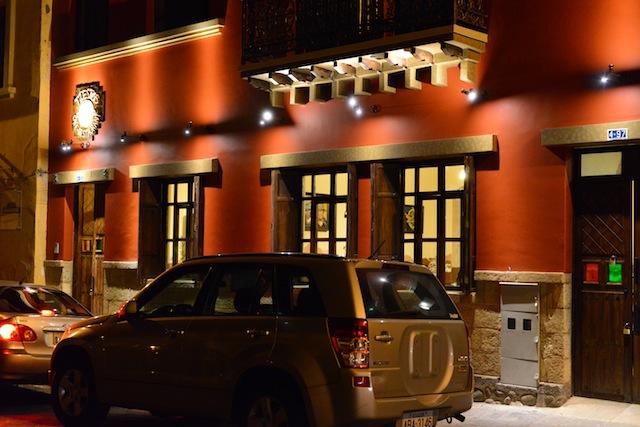 Tiestos Cafe Restaurant Cuenca