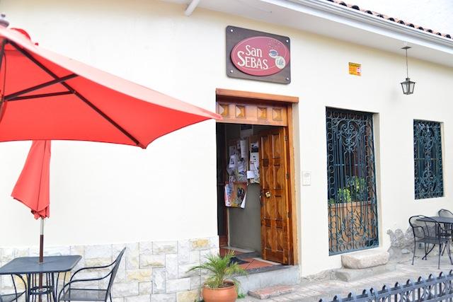 cafe San Sebas Cuenca