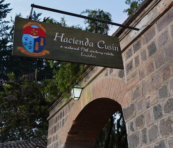 Hacienda Cusin – Serene, Laid-Back and Spiritual