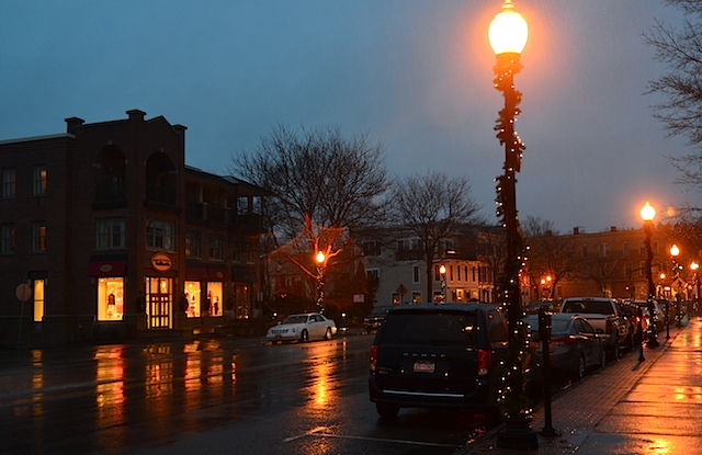 the drive from hammondsport to skaneateles took longer than anticipated in the heavy rain we missed dickens christmas in skaneateles on the last saturday - Skaneateles Christmas